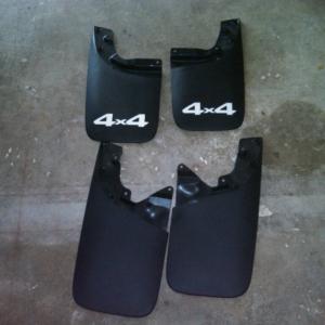 4x4 Mud flaps