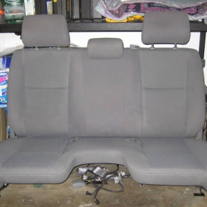 '08 Tacoma front bench seat