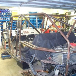 Blazer Cage Project 6
