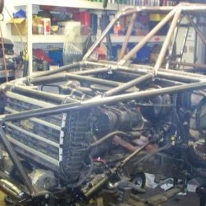 Blazer Cage Project 7