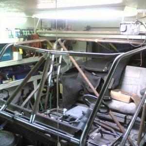 Blazer Cage Project 1