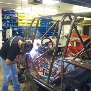 Blazer Cage Project 4