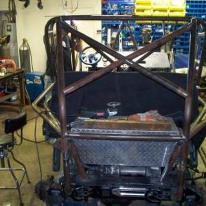 Blazer Cage Project 5