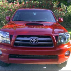 New 2010 TRD off-road package!