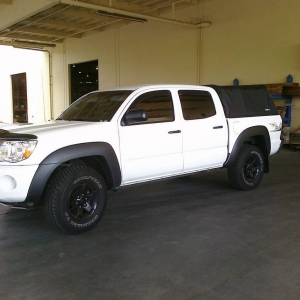 trd off road with softopper