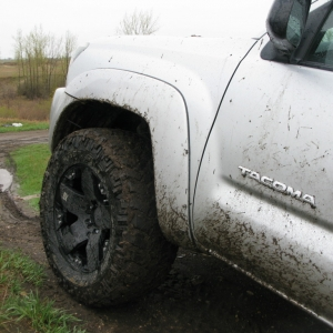Putting my nittos to the test