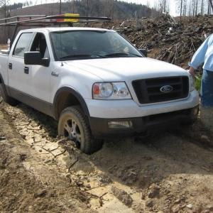 Stuck F150
