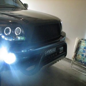 Halos and Fogs