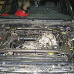 engine cage
