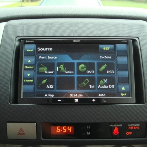 Clarion NX700 Fit