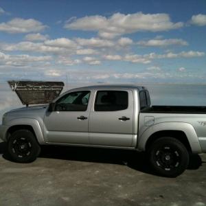 Bonneville Salt Flats 2