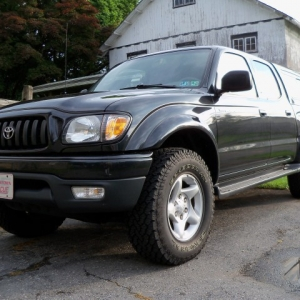 2003 Double Cab