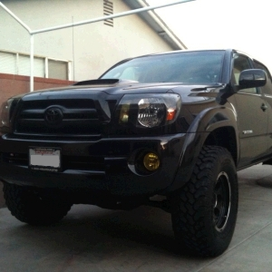 My Tacoma as of 5/22/2010
