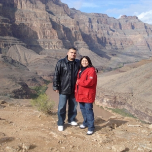 The Wife, Me & The Grand Canyon