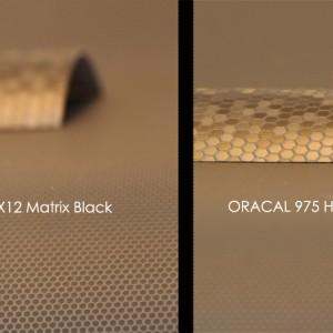 Honeycomb vinyls