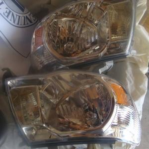 Stock Headlights
