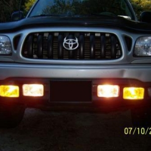Pro Comp lights