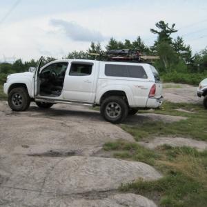 Off Roading in Ardbeg Ont