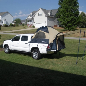 Napier truck bed tent