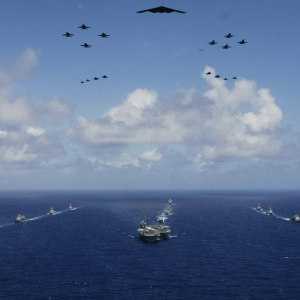 Operation Valient Shield 2006, my jet flew A LOT for this