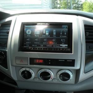 Upgraded Stereo Equipment