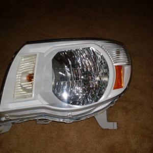 White Headlights