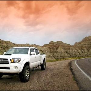 Truck Badlands w/Photoshop 2
