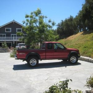 My 2002 Tacoma