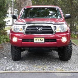 Impulse red 2007 TRD