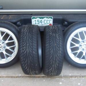 Corolla wheels 2