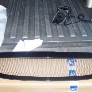 Corolla Sport grill