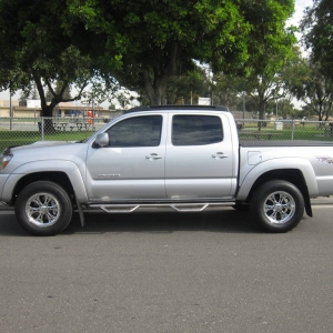 2010 Taco with Pro Comp