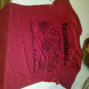 TW shirt
