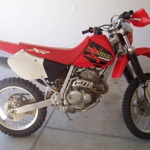 2001 Honda XR 250