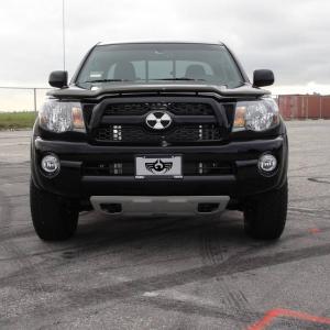 Emblem on Truck