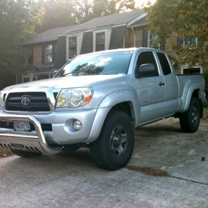 05' PreRunner progression