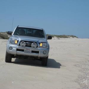 Shell Island Baja California July 2010