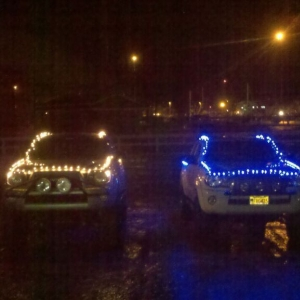 This is my truck and BPAQUETTE6'S Tacoma's....