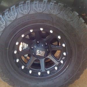 """cooper tire 17"""""""