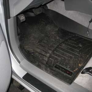 WeatherTech Digital Floor Mats