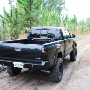 Lift and tires