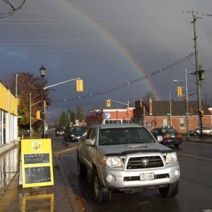 Rainbow Tacoma