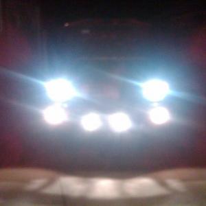 My smiley lights :)