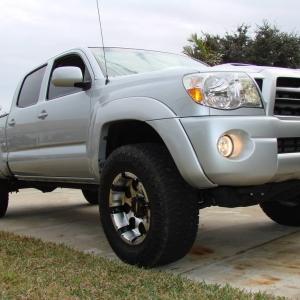 2008 Tacoma TRD 4x4
