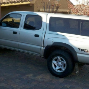2001 Double Cab