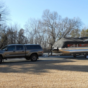 2011 Bennington 20' SLi Pontoon