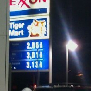 Here's a rare find. Cheap gas. 2 85.