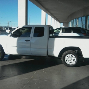 06 Toyota Tacoma Access Cab 2wd 4cyl (stock)