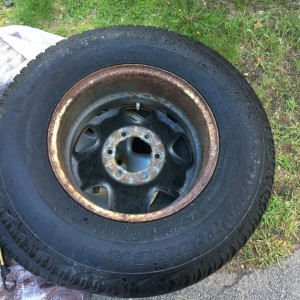 OEM Wheels and Tires for Sale