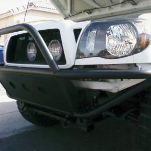 Avid Off Road - front bumper